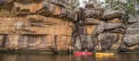 Kayaking on the Shoalhaven River near Nowra | Destination NSW