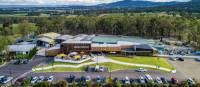Overlooking the Brokenwood Wines estate in Pokolbin | Destination NSW