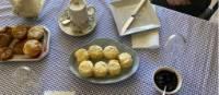 Afternoon tea in Dunedoo   Michele Eckersley