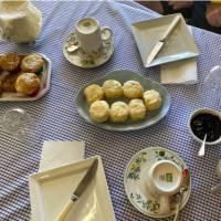 Afternoon tea in Dunedoo | Michele Eckersley