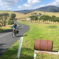 Cycling Myrtle Mountain to Candelo in Bega Shire   Kate Baker