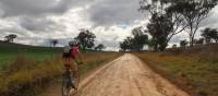 Cycling the dirt roads on the CWCR between Gulgong and Mudgee | Ross Baker