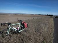 Cycling through the Australian countryside |  <i>Bruce Baker</i>