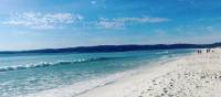Hyams Beach on Jervis Bay is said to have the world's whitest sand | Kate Baker