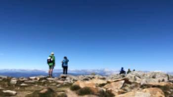 Top of Australia on the summit of Koscuiszko | Kate Baker