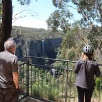 Viewpoint at Belmore Falls near Robertson | Kate Baker