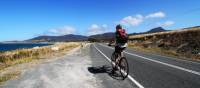 Cycling the quiet backroads of Tasmania | Amy Russell