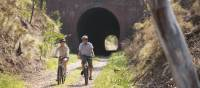 The historic Cheviot Tunnel is a key feature of the Tallarook to Mansfield Rail Line | Robert Blackburn