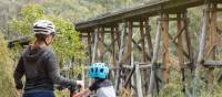 Enjoy Victoria's Rail Trails with the family | Jessica Shapiro