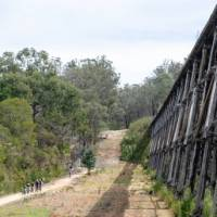 The Rail Trails of Victoria offer great outdoor fun for families | Jessica Shapiro