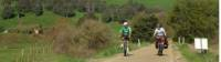 Cycling the Murray to Mountains Rail Trail near Eurobin |  <i>Rail Trails Australia</i>