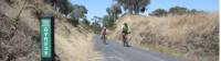 At 397m, Merton Gap is the highest point on the Great Victorian Rail Trail |  <i>Rail Trails Australia</i>