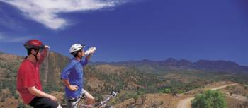 Cycling in the Flinders Ranges, South Australia | SATC