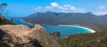 Wineglass Bay Tasmania | Toni Wythes
